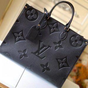 💖LouisVuitton💖Onthego Canvas Bag Brand New